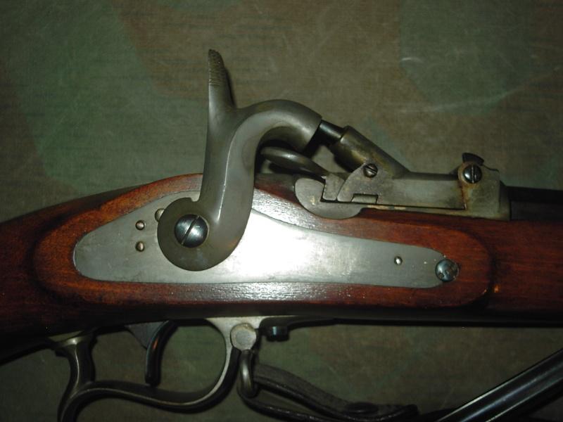 Fusil d'infanterie modèle 1863/67, système Milbank-Amsler Kif_0025