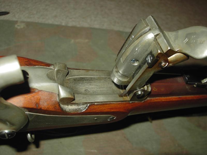 Fusil d'infanterie modèle 1863/67, système Milbank-Amsler Kif_0027