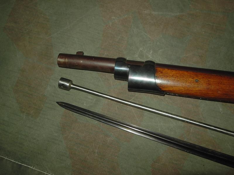 Fusil d'infanterie modèle 1863/67, système Milbank-Amsler Kif_0029
