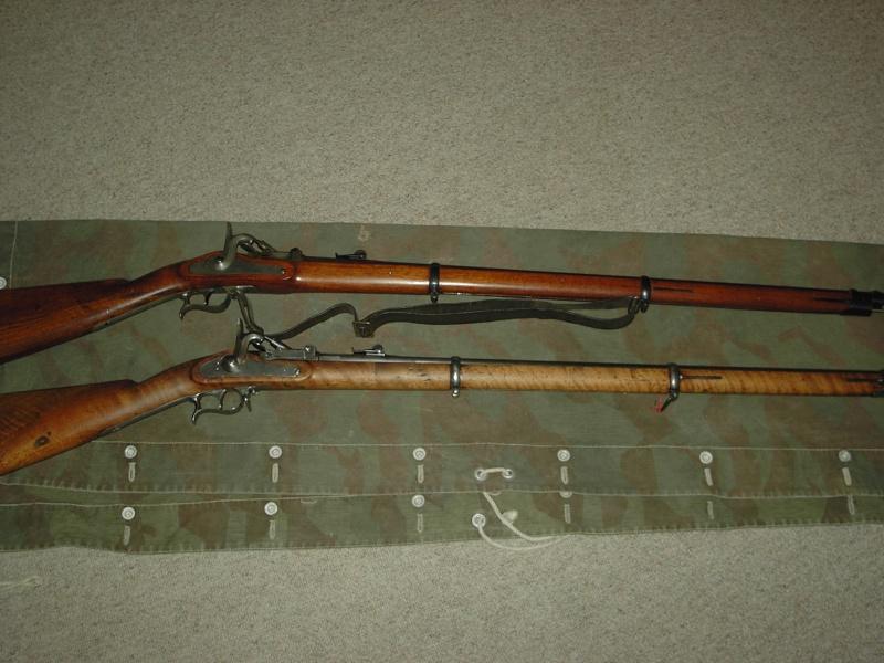 Fusil d'infanterie modèle 1863/67, système Milbank-Amsler Kif_0033
