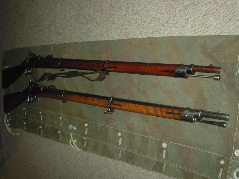 Fusil d'infanterie modèle 1863/67, système Milbank-Amsler Kif_0034
