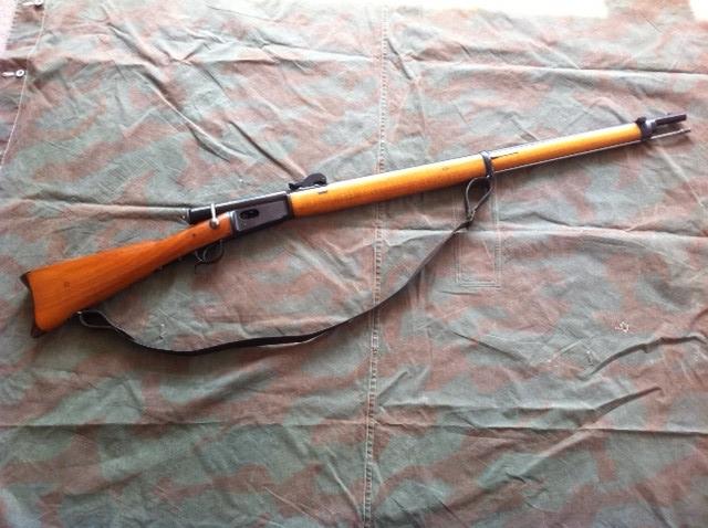 Fusil d'ordonnance modèle M.81, Vetterli Photo_19