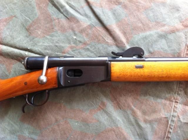 Fusil d'ordonnance modèle M.81, Vetterli Photo_20