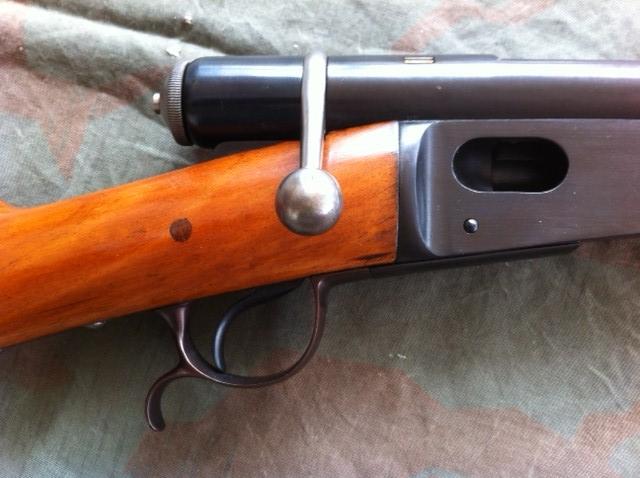 Fusil d'ordonnance modèle M.81, Vetterli Photo_21