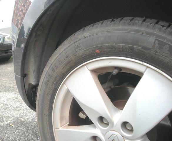 Renault Megane III... ripristino  carrozzeria e....qualcos'altro 100_8713