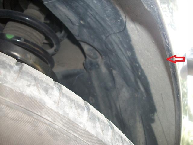 Renault Megane III... ripristino  carrozzeria e....qualcos'altro 100_8714