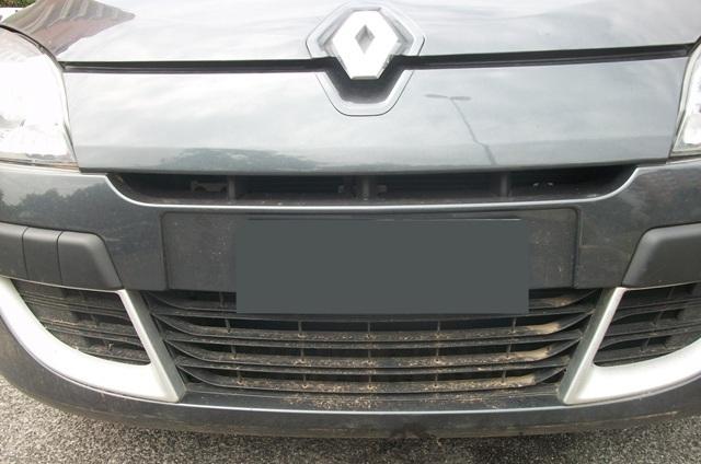 Renault Megane III... ripristino  carrozzeria e....qualcos'altro Ant10