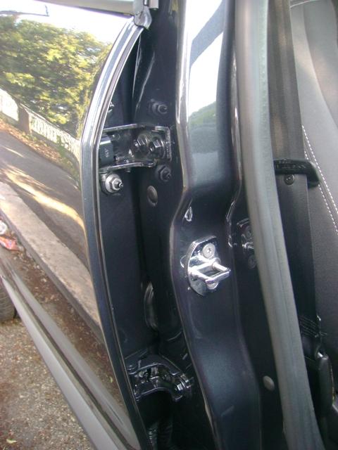 Renault Megane III... ripristino  carrozzeria e....qualcos'altro Dsc07014