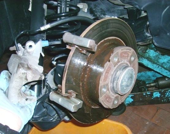 Renault Megane III... ripristino  carrozzeria e....qualcos'altro Dsc07019