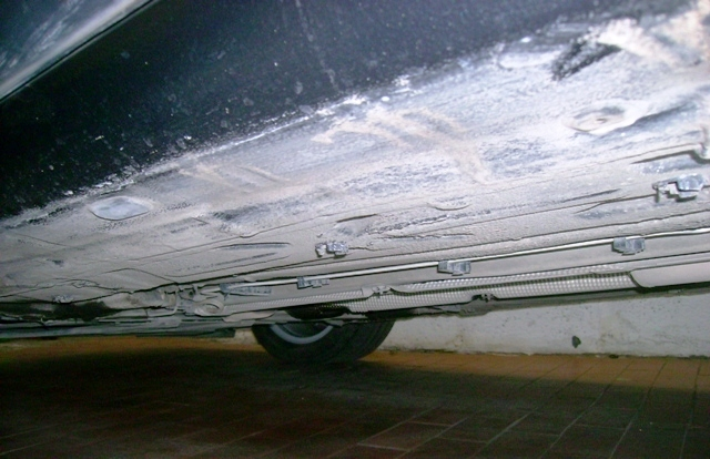 Renault Megane III... ripristino  carrozzeria e....qualcos'altro Dsc07030
