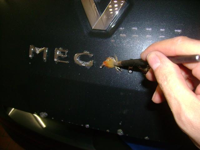 Renault Megane III... ripristino  carrozzeria e....qualcos'altro Dsc07036