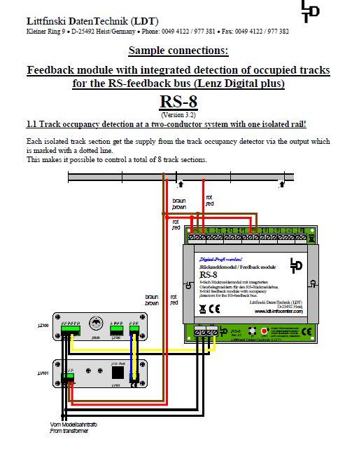 Module LR 101  / RS8 Captur11