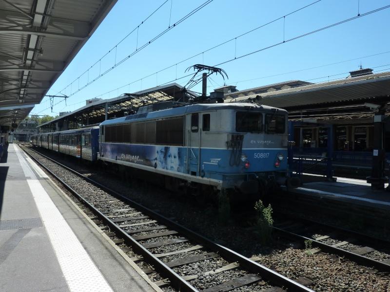Diversité de matériel ce 3 septembre 2013 à Castelnaudary et Toulouse P1050113