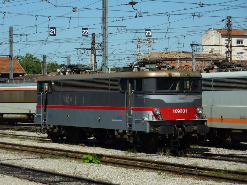 Diversité de matériel ce 3 septembre 2013 à Castelnaudary et Toulouse P1050115