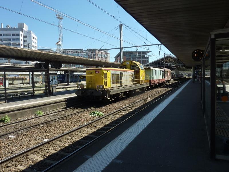 Diversité de matériel ce 3 septembre 2013 à Castelnaudary et Toulouse P1050117