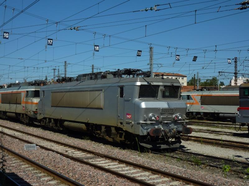 Diversité de matériel ce 3 septembre 2013 à Castelnaudary et Toulouse P1050119