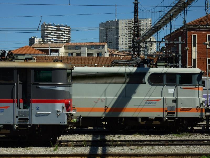 Diversité de matériel ce 3 septembre 2013 à Castelnaudary et Toulouse P1050120