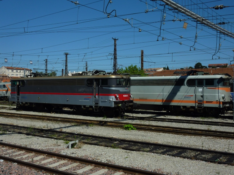 Diversité de matériel ce 3 septembre 2013 à Castelnaudary et Toulouse P1050121
