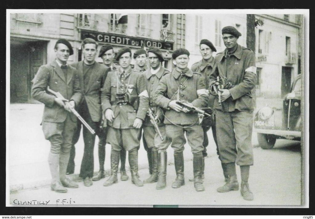 Winchester 1894 (+ divers) à la Libération Chanti10