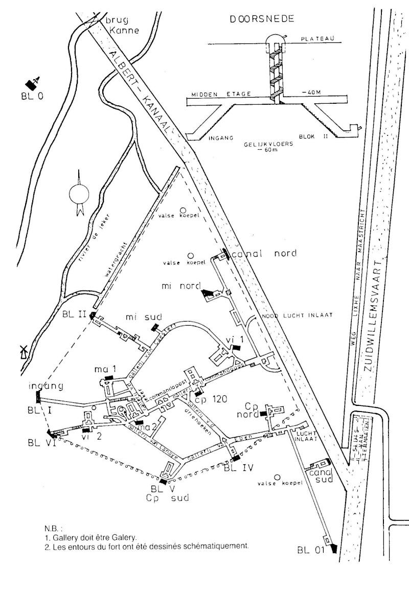 Fort d'Eben-Emael ! Ee0211
