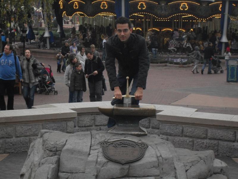 Notre séjour au New York en novembre 2011 - Page 2 Disney20