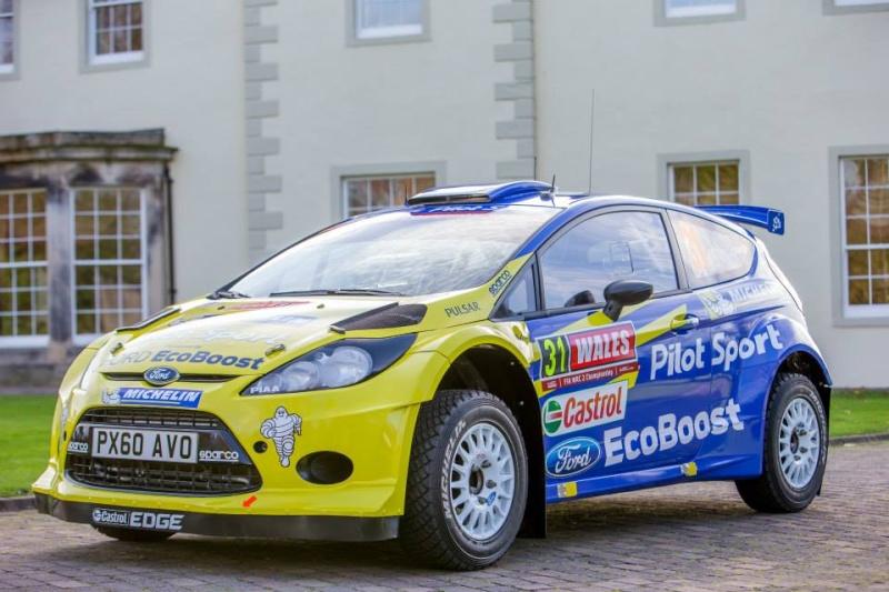 Michelin Pilot Fiesta RRC R510