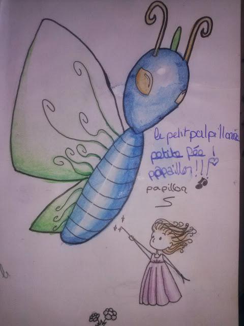 Les pitis dessins de Lady Bubulle - Page 7 Papill10