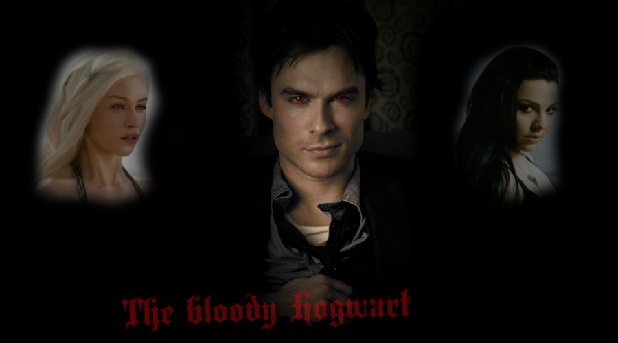 The bloody Hogwart
