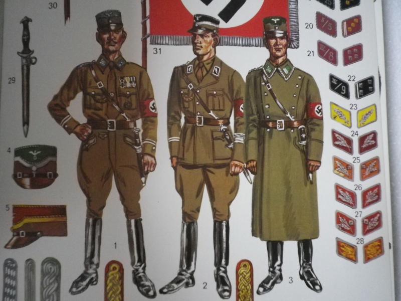 La Sturmabteilung,SA,la section d'assaut de la NSDAP, Imgp4112