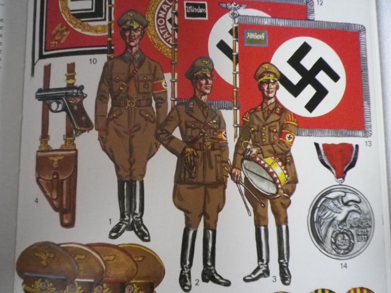 La Sturmabteilung,SA,la section d'assaut de la NSDAP, Imgp4113