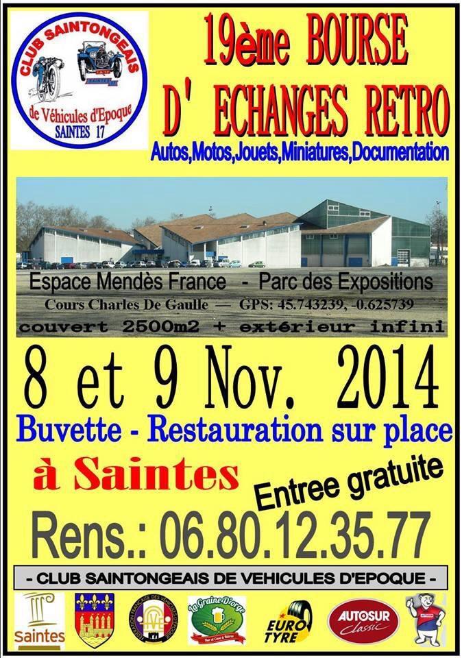 Bourse de Saintes 8 et 9 novembre 2014 Image12