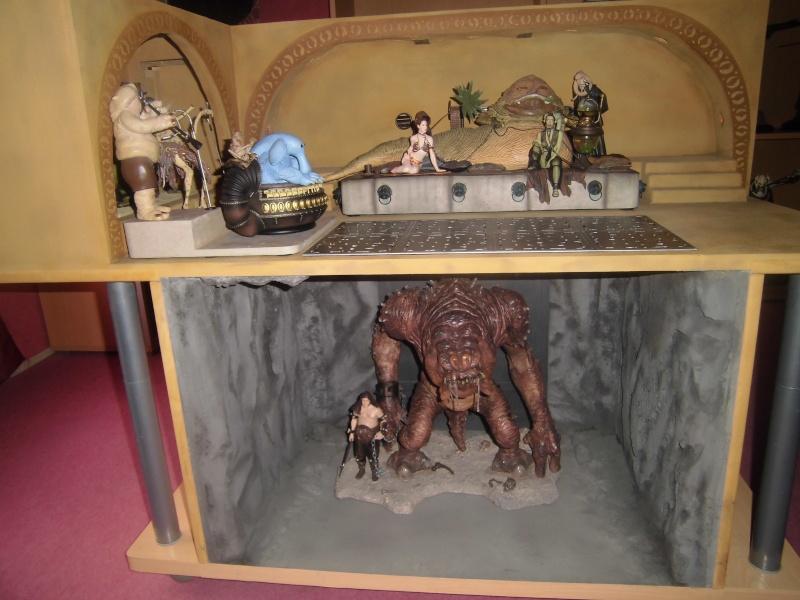 Palais de Jabba / Caverne du Rancor Gentle Giant - Page 4 Cimg3025