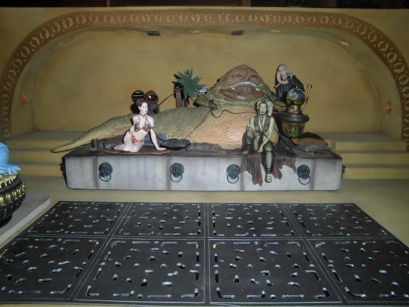 STAR WARS : Palais de Jabba, Rancor grotte xxl - Page 3 Cimg3029
