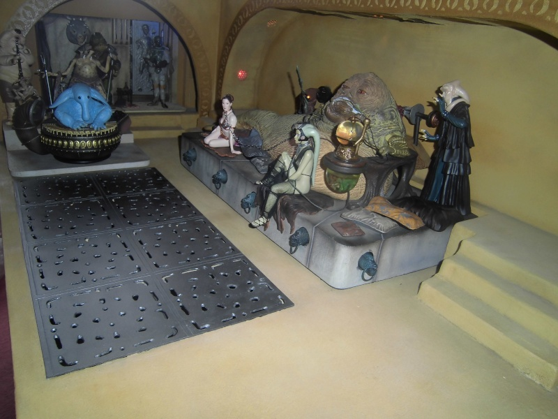 STAR WARS : Palais de Jabba, Rancor grotte xxl - Page 3 Cimg3030