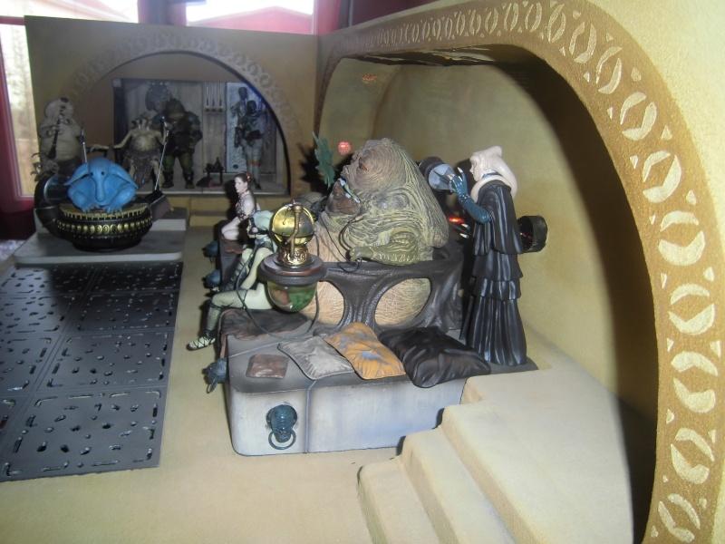 STAR WARS : Palais de Jabba, Rancor grotte xxl - Page 3 Cimg3032