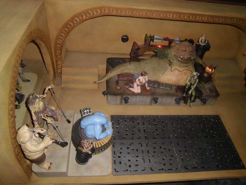 STAR WARS : Palais de Jabba, Rancor grotte xxl - Page 3 Cimg3033