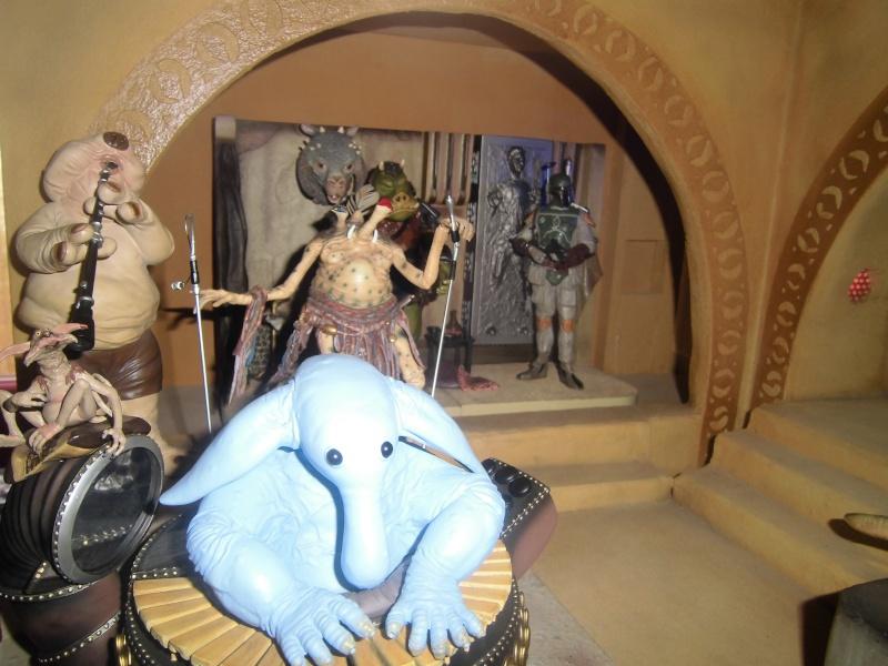 STAR WARS : Palais de Jabba, Rancor grotte xxl - Page 3 Cimg3034