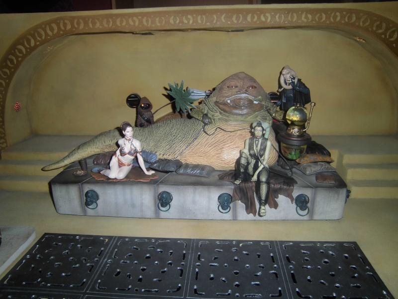 STAR WARS : Palais de Jabba, Rancor grotte xxl - Page 3 Cimg3036