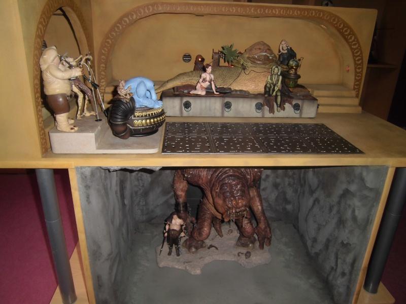 STAR WARS : Palais de Jabba, Rancor grotte xxl - Page 3 Cimg3037