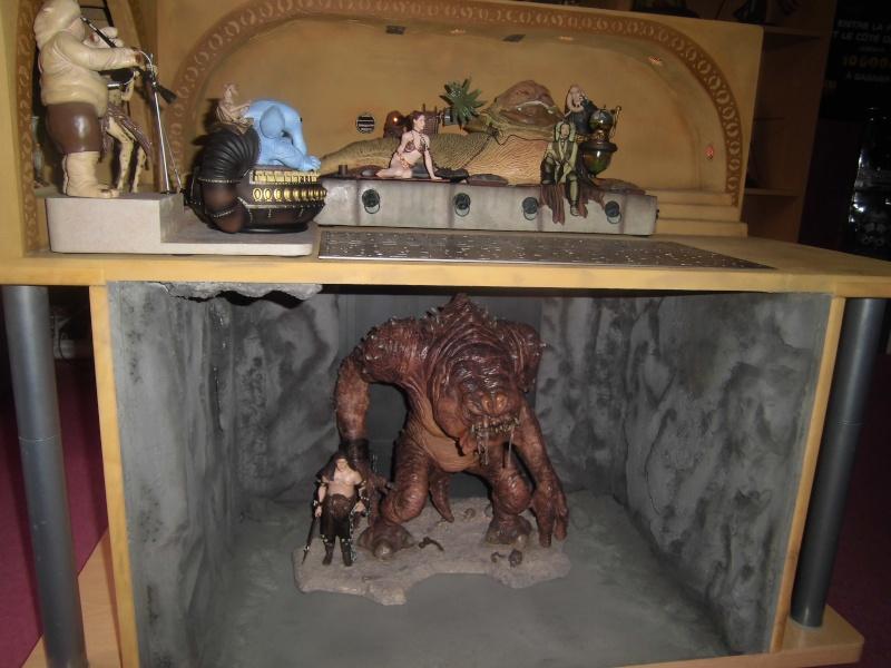 STAR WARS : Palais de Jabba, Rancor grotte xxl - Page 3 Cimg3038
