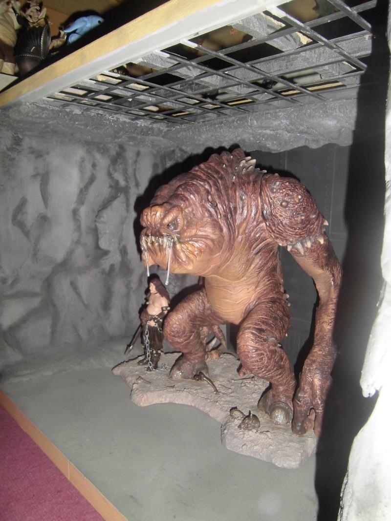 STAR WARS : Palais de Jabba, Rancor grotte xxl - Page 3 Cimg3043
