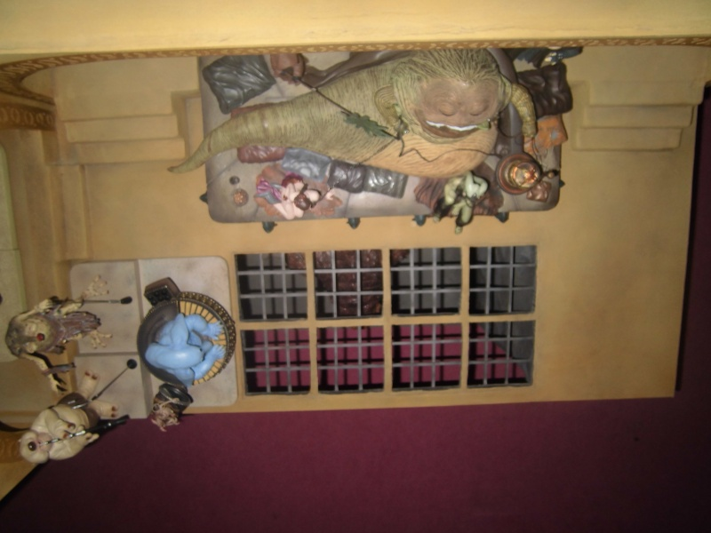 STAR WARS : Palais de Jabba, Rancor grotte xxl - Page 3 Cimg3110