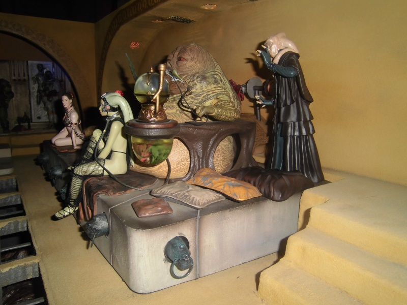 STAR WARS : Palais de Jabba, Rancor grotte xxl - Page 3 Cimg3111