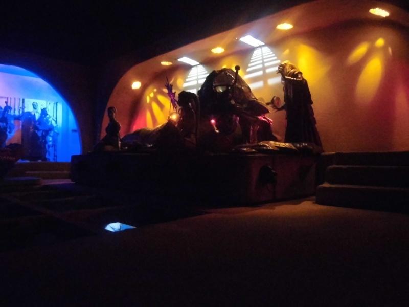 STAR WARS : Palais de Jabba, Rancor grotte xxl - Page 3 Cimg3112