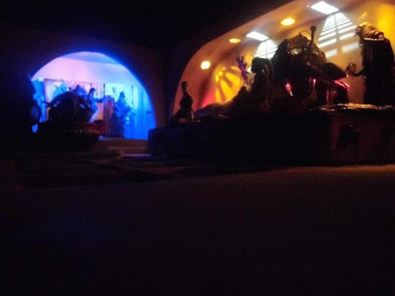 STAR WARS : Palais de Jabba, Rancor grotte xxl - Page 3 Cimg3113