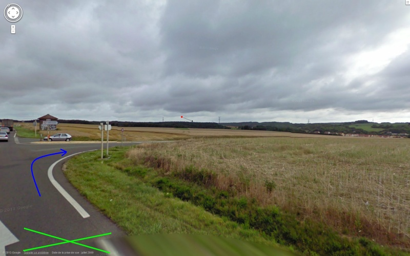 2012: le 28/12 à 20h54 - une boule lumineuse rouge vive. - Lardière (commune de Méru) -Oise (dép.60) Sphare10