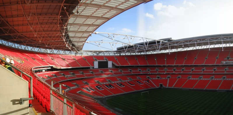[Royaume-Uni] - Stade de Wembley, Londres 74855510
