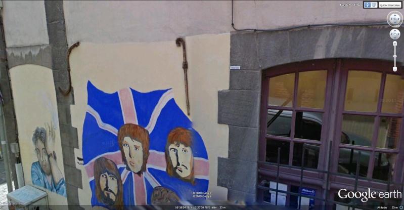 Mur peint rue du Pot d'Etain, Tournai, Belgique !! Mur_pe11