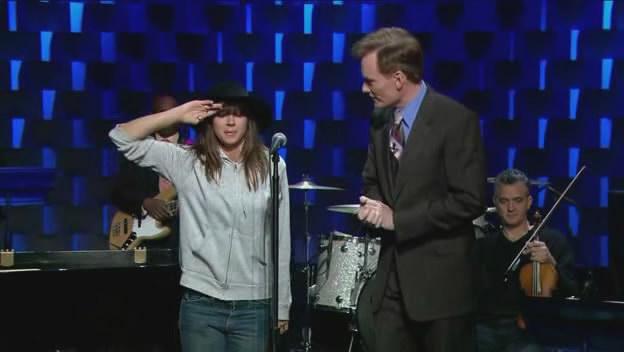 "10/30/06 - NYC, ""Late Night With Conan O'Brien"" 1125"