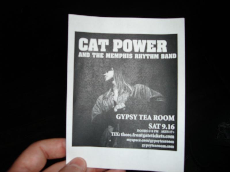 9/16/06 - Dallas, TX, Gypsy Tea Room 320